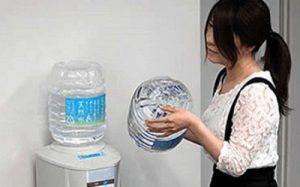 ウォーターサーバー 水重い