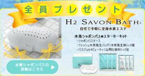 H2 Savon Bath