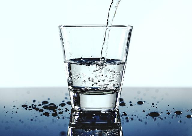 コップのお水