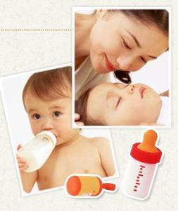 ウォータサーバ 粉ミルク メリット