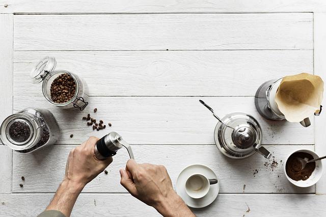 RO水を使ったコーヒーの淹れ方