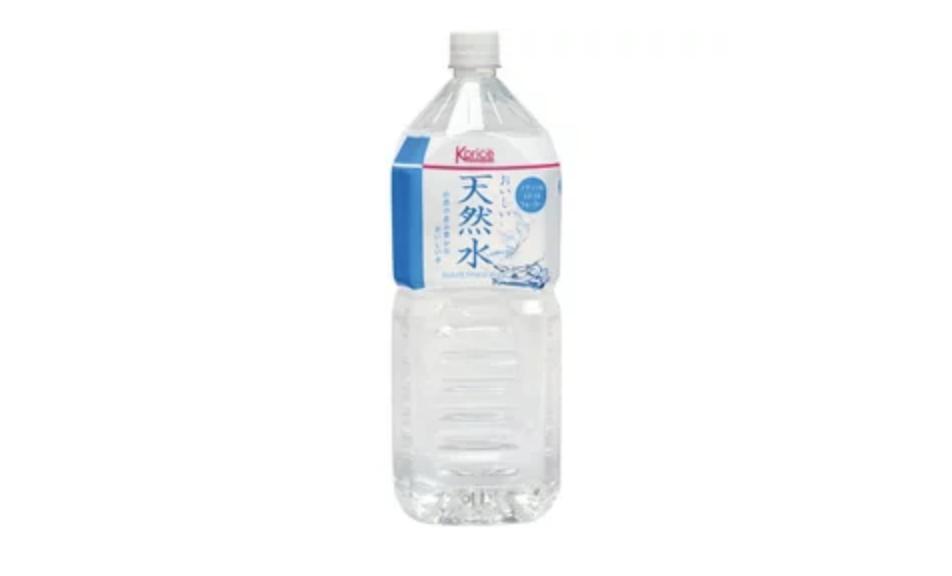 kpriceおいしい天然水