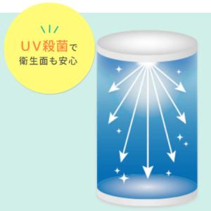 ハミングウォーター UV(紫外線)殺菌ランプ