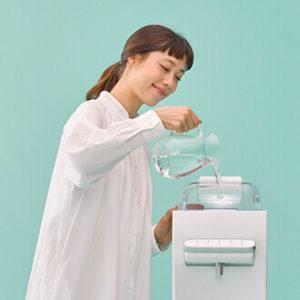 ハミングウォーター 給水タンク